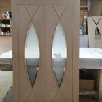 Oak Frosted Curved Vision 2